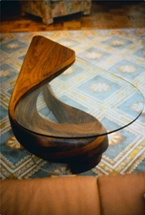 Serpent II Coffee Table 1995
