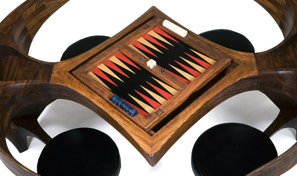 Tete-a-tete-backgammon-board