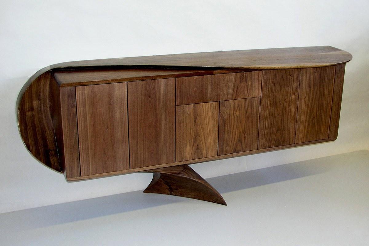 Cabinets Dancing Bear in Walnut